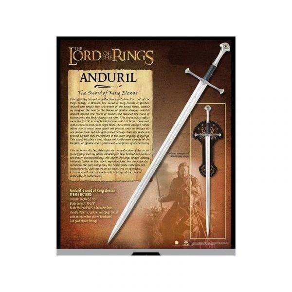 comixrevolution_anduril_sword_king_elassar_lotr