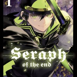 COMIXREVOLUTION_SERAPH_OF_THE_END_1_TERZA_RISTAMPA_9788891291615