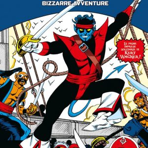 comixrevolution_marvel_geeks_nightcrawler_bizzarre_avventure_9788891273581