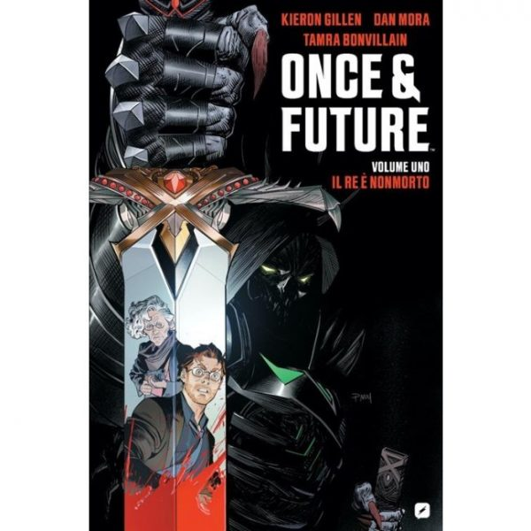 comixrevolution_once_and__future_1_il_Re_non_morto_9788834902400
