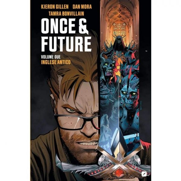 comixrevolution_once_and_future_2_inglese_antico9788834915486